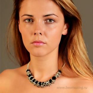 Элитная бижутерия BeAmazing.ru: Колье Rodrigo Otazu - 114276 - фото 2