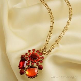 Элитная бижутерия BeAmazing.ru: Колье Rodrigo Otazu - 114368 - фото 5