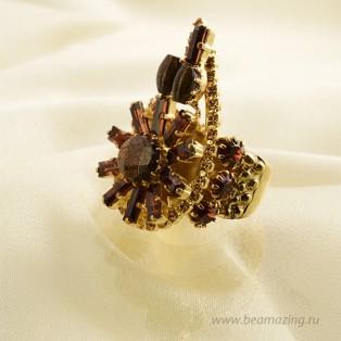 Элитная бижутерия BeAmazing.ru: Кольцо Rodrigo Otazu - 164367