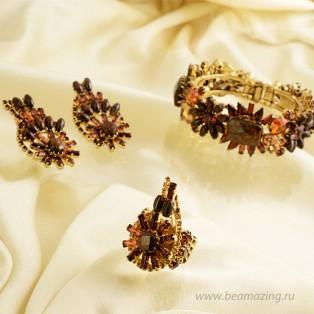 Элитная бижутерия BeAmazing.ru: Серьги Rodrigo Otazu - 134367 - фото 2