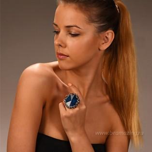 Элитная бижутерия BeAmazing.ru: Кольцо Ameli - R5795 - фото 4