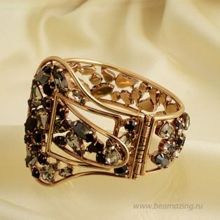 Элитная бижутерия BeAmazing.ru: Браслет Bijou Tresor - У25Б201505