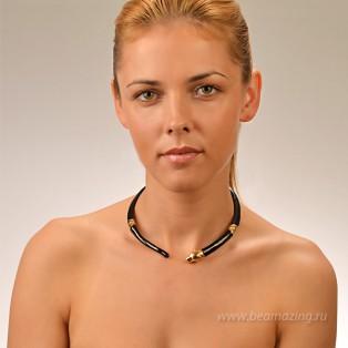 Элитная бижутерия BeAmazing.ru: Колье CREART II - CL13010bl - фото 4