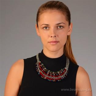 Элитная бижутерия BeAmazing.ru: Колье Rodrigo Otazu - 114289 - фото 2