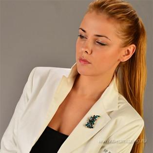 Элитная бижутерия BeAmazing.ru: Брошь Nikolas Frangos - Ш233 - фото 4