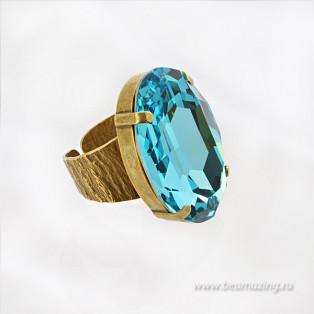 Элитная бижутерия BeAmazing.ru: Кольцо Nikolas Frangos - D001 - фото 2