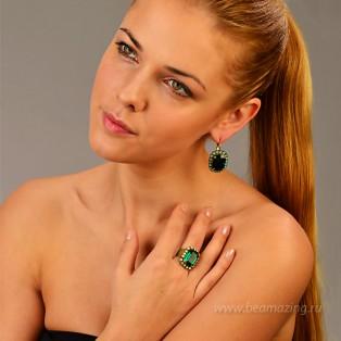 Элитная бижутерия BeAmazing.ru: Кольцо Nikolas Frangos - D104 - фото 3