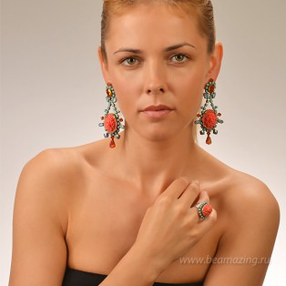Элитная бижутерия BeAmazing.ru: Кольцо Nikolas Frangos - D104N - фото 5