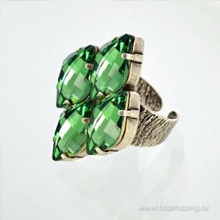 Элитная бижутерия BeAmazing.ru: Кольцо Nikolas Frangos - D1348