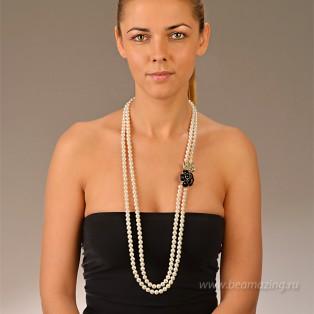 Элитная бижутерия BeAmazing.ru: Колье Philippe Ferrandis - CAME24 - фото 5