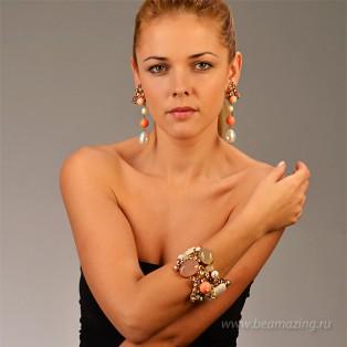 Элитная бижутерия BeAmazing.ru: Браслет Philippe Ferrandis - EU40 - фото 5