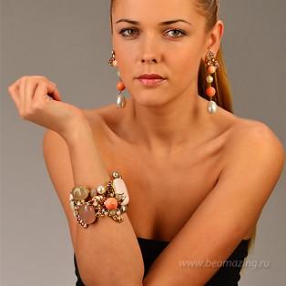 Элитная бижутерия BeAmazing.ru: Браслет Philippe Ferrandis - EU40 - фото 8