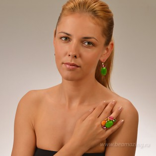 Элитная бижутерия BeAmazing.ru: Кольцо Philippe Ferrandis - EX50 - фото 3