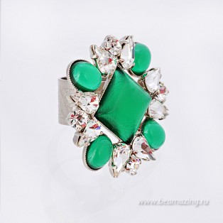Элитная бижутерия BeAmazing.ru: Кольцо Philippe Ferrandis - LK52