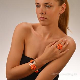 Элитная бижутерия BeAmazing.ru: Кольцо Philippe Ferrandis - POP51.3 - фото 4