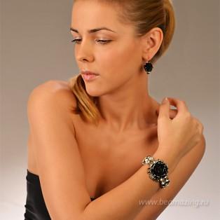 Элитная бижутерия BeAmazing.ru: Браслет Philippe Ferrandis - SOF40 - фото 4