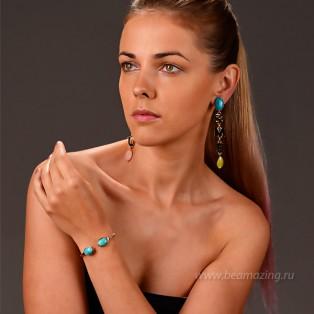 Элитная бижутерия BeAmazing.ru: Браслет Philippe Ferrandis - TAL45  - фото 4