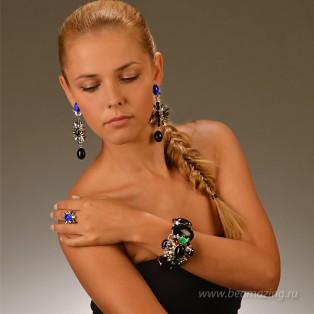 Элитная бижутерия BeAmazing.ru: Браслет Philippe Ferrandis - RZ41 - фото 6