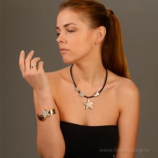 Элитная бижутерия BeAmazing.ru: Браслет Rodrigo Otazu - B1004g - фото 3