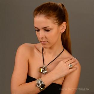 Элитная бижутерия BeAmazing.ru: Браслет Rodrigo Otazu - B2024s - фото 3