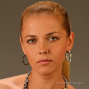 Элитная бижутерия BeAmazing.ru: Серьги Rodrigo Otazu - E2045 - фото 4