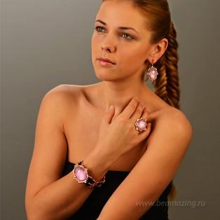 Элитная бижутерия BeAmazing.ru: Браслет Rodrigo Otazu - OTB044r - фото 5