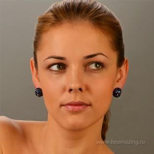 Элитная бижутерия BeAmazing.ru: Серьги Rodrigo Otazu - OTE012 - фото 5