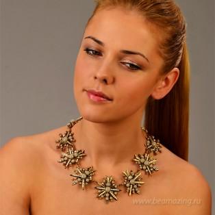 Элитная бижутерия BeAmazing.ru: Колье Rodrigo Otazu - PAR115222 - фото 6