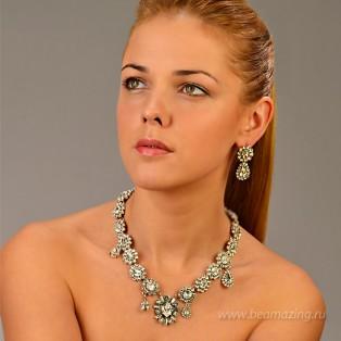 Элитная бижутерия BeAmazing.ru: Колье Rodrigo Otazu - PAR115272 - фото 5