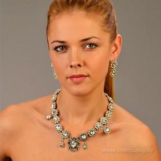 Элитная бижутерия BeAmazing.ru: Колье Rodrigo Otazu - PAR115272 - фото 6