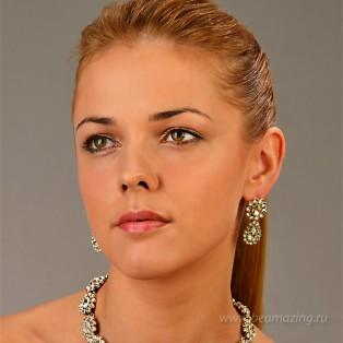 Элитная бижутерия BeAmazing.ru: Серьги Rodrigo Otazu - PAR135271 - фото 4